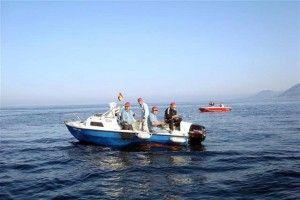 V concurso de pesca deportiva dende embarcación - agosto 2009