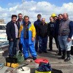 VII Campeonato de Pesca desde Embarcación
